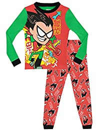 Teen Titans Go! Boys' Teen Titans Pajamas