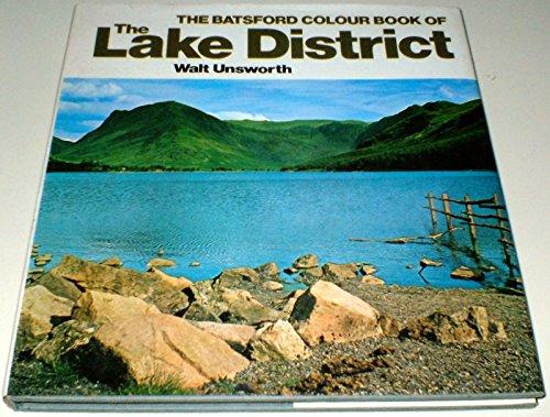 Lake District (Colour Books) - Unsworth, Walt