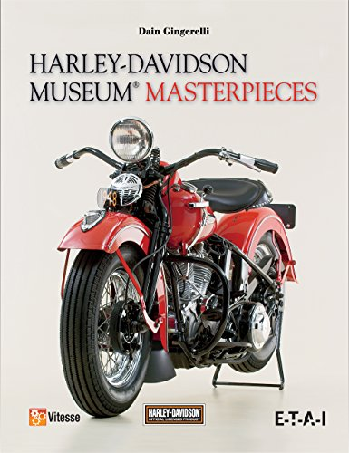 - Harley Davidson Museum, chefs-d'oeuvre
