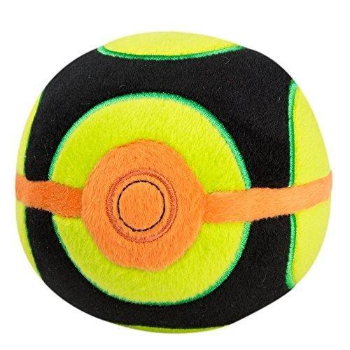 POKEMON T19307 Dusk Ball Plush Soft (Dusk Ball)