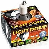 Exo Terra Mirror Dome Light, 7-Inch