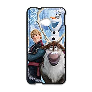 RHGGB Frozen fresh cartoon design Cell Phone Case for HTC One M7