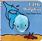 Little Dolphin: Finger Puppet Book (Little Finger Puppet Board Books)