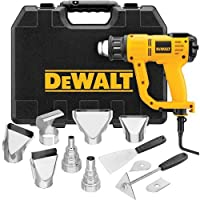 Deals on DEWALT D26960K Heavy Duty Heat Gun with LCD Display