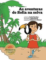 As Aventuras de Sofia na Selva (Portuguese Edition)