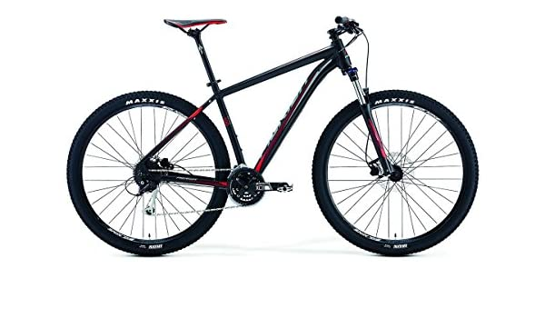 Merida Big.Nine 100 29 pulgadas Mountain Bike Negro/Rojo (2016 ...