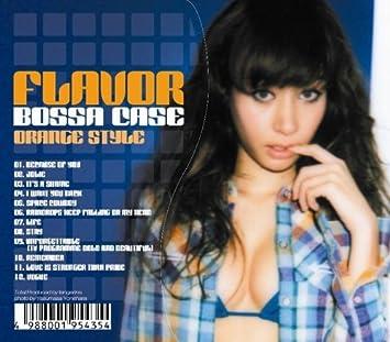 Amazon | FLAVOR BOSSA CASE ORA...