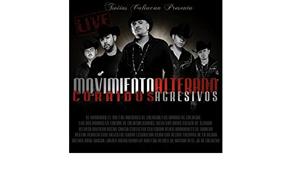 El Movimiento Alterado - Corridos Agresivos by Various ...