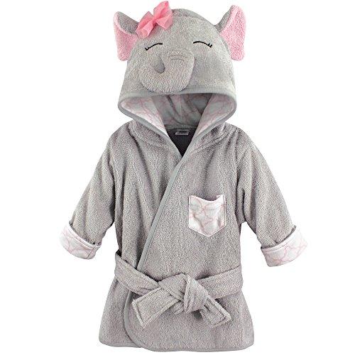 Hudson Baby Animal Bathrobe Elephant product image