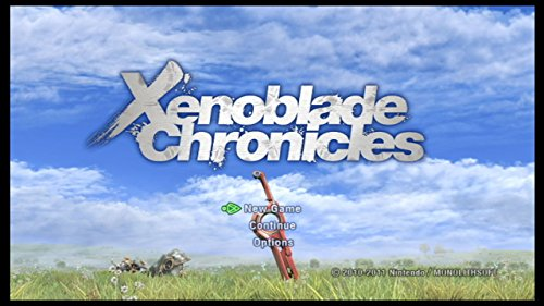 Xenoblade Chronicles Wii Digital Code