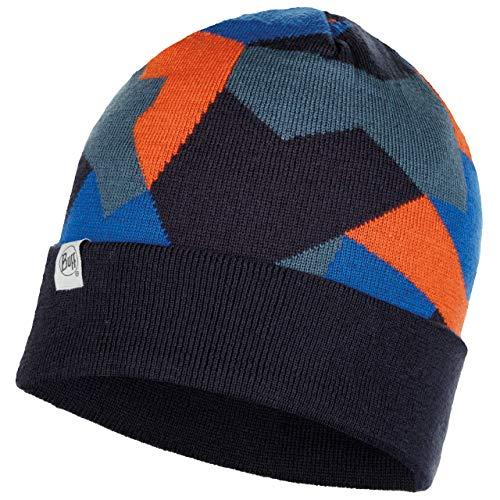 Original Buff Knitted /& Polar Gorro Azul Marino Unisex Adulto