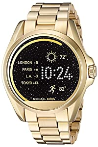 Michael Kors MKT5001 Access Touch Screen Gold Bradshaw Smartwatch