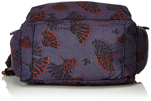 Multicolour Women��s Kipling Gabbie Night Body Bag Cross Floral RgWWHBrdn