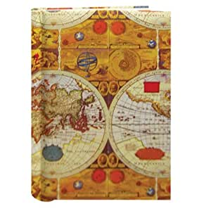 """Pioneer ST400 3-Ring Memo Photo Album Assorted Colors, Holds Photos up to 4""""X6"""", 400 slip-in pockets."""