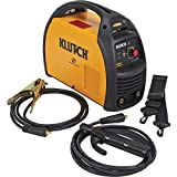 - Klutch ST200i Inverter-Powered Stick Welder - 230 Volts, 200 Amp