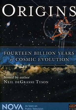 Amazon Com Nova Origins Neil Degrasse Tyson Alice Harper Julia