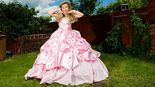 Pageant Princess - Nine-year-old Barbie Is A Beauty Queen
