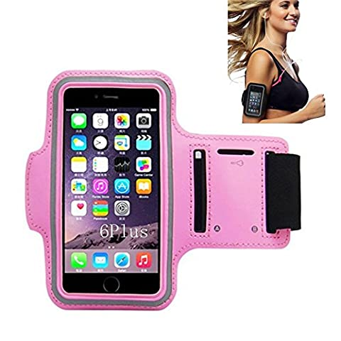 Cantop iPhone 6 Armband for Running, Sport Exercise Gym Arm band Sleeve Case for iPhone 6 (4.7-inch) Water Resistant + Sweat Proof + Key Holder + ID/Credit Card/Money Holder (Galaxy S3 Case Native)