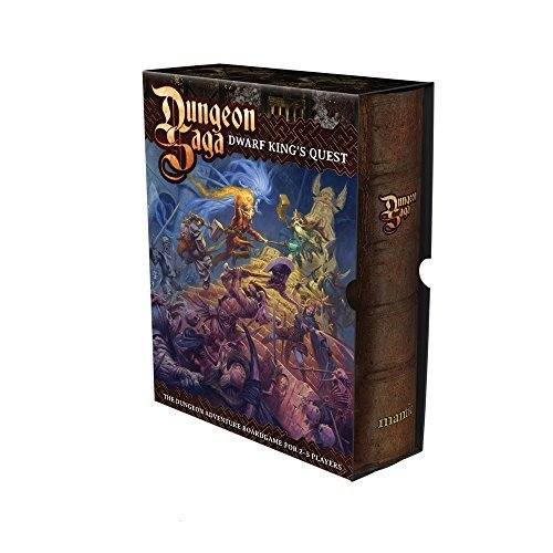 Mantic Games Dungeon Saga: Dwarf Kings Quest by