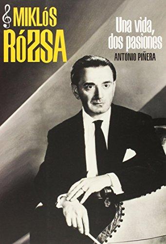 Descargar Libro Miklos Rózsa Antonio Piñera García