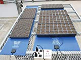 Solar Gem Greenhouse Redi-Heat propagation mats