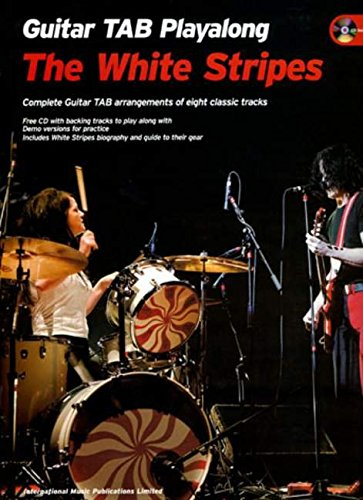 The White Stripes Guitar Playalong   Guitar Tab