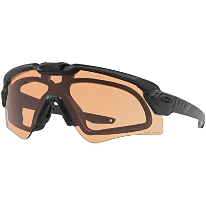53424b94d73cc Image Unavailable. Image not available for. Color  Oakley Men s Standard  Issue Ballistic M Frame Alpha Operator Kit Sunglasses ...