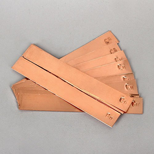 Electrodes, Copper, Pack of 12