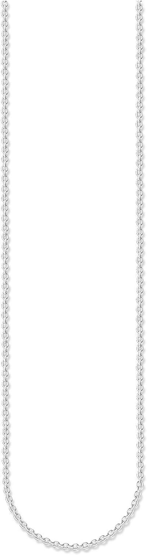 Thomas Sabo Collar con Colgante Mujer Plata - KE1105-001-12-L42v