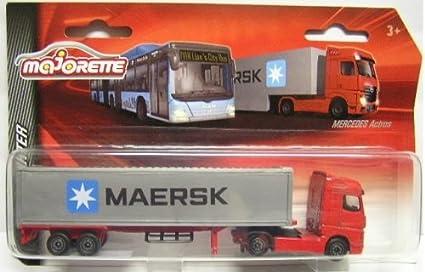 Buy Majorette Diecast Model Mercedes Benz Actros Truck