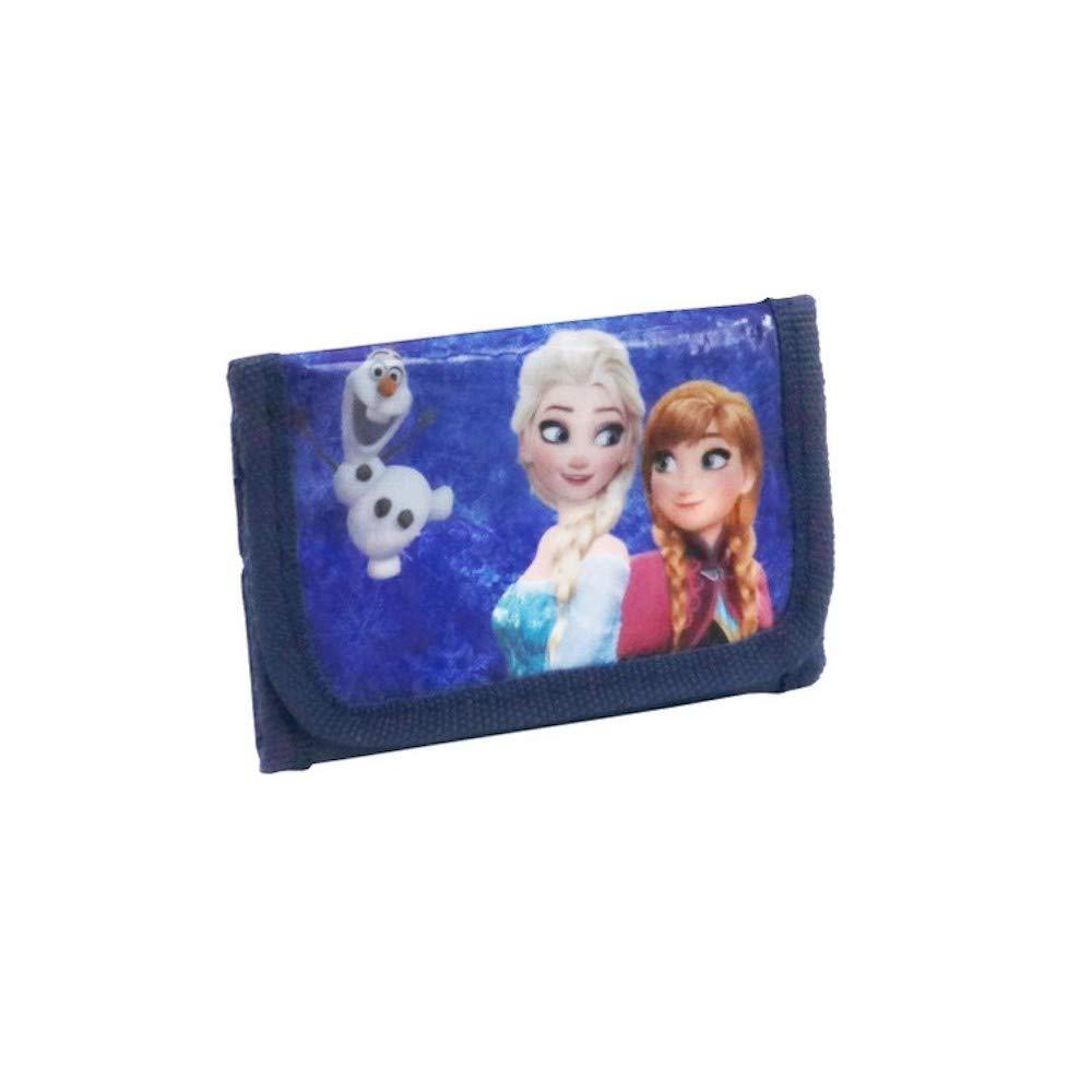 Frozen - Die Eiskönigin Disney Elsa, Anna & Olaf Geldbörse Geldbeutel Portemonnaie