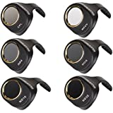 Insho 6 Pack Lens Filter Set CPL+MCUV+ND4+ND8+ND16+ND32 for DJI Spark Drone