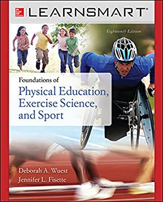 LearnSmart for Foundations of Physical Education, Exercise Science, and Sport