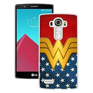 LG G4 Case,100% brand new Wonder Women White Case For LG G4