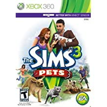 The Sims 3: Pets - Xbox 360 by Electronic Arts