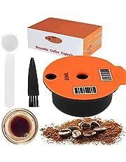 Herbruikbare koffiefilters, hervulbare koffiecapsules, roestvrijstalen koffiepads voor compatibel met Tassimo Vivy2, Tassimo T55 + CTPM05UC, CTPM12, CTPM07
