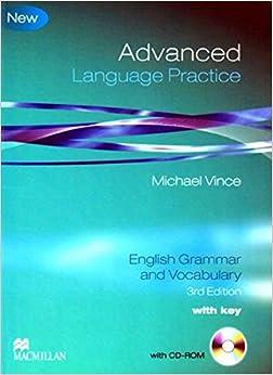 Bittorrent Descargar Adv Lang Pract +key Pk 3rd Ed: Student Book Pack With Key Directa PDF