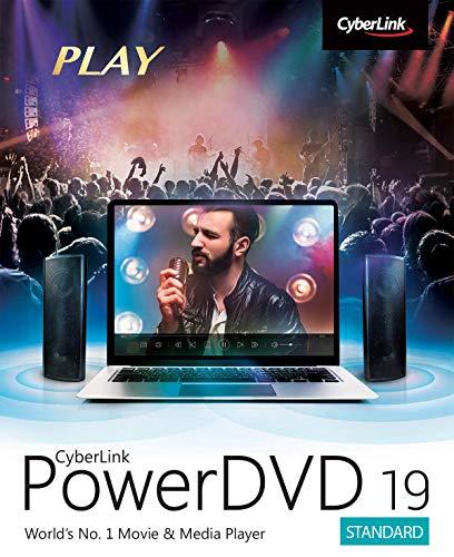 CyberLink PowerDVD 19 Standard [PC Download]