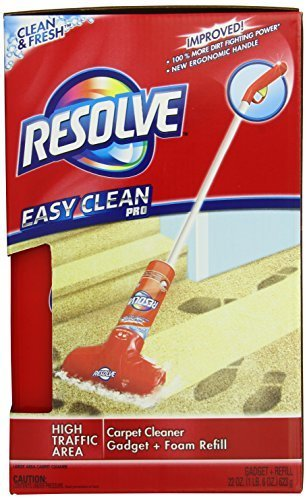Resolve, Easy Clean, Carpet Cleaning System, 22 Ounce by Resolve