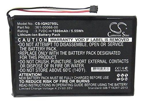 Replacement Battery for Garmin 361-00066-00, Fit Garmin Nuvi 2797,Nuvi 2757,3.70V,1500mAh,Li-ion by Cameron Sino (Image #6)