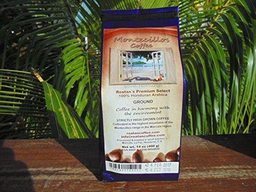 Montecillos Coffee Medium Roast Ground 14 oz. bag