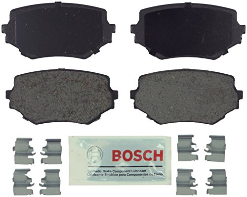 Bosch BE680H Blue Disc Brake Pad Set with ()