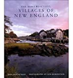 [(The Most Beautiful Villages of New England )] [Author: Tom Shachtman] [Oct-1997]