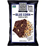 Food Should Taste Good, Tortilla Chips, Blue Corn, Gluten Free Chips, 5.5 oz