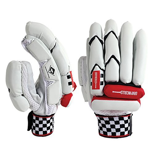 GRAY NICOLLS F18 600 Cricket Gloves, M - Right by Gray-Nicolls by Gray-Nicolls