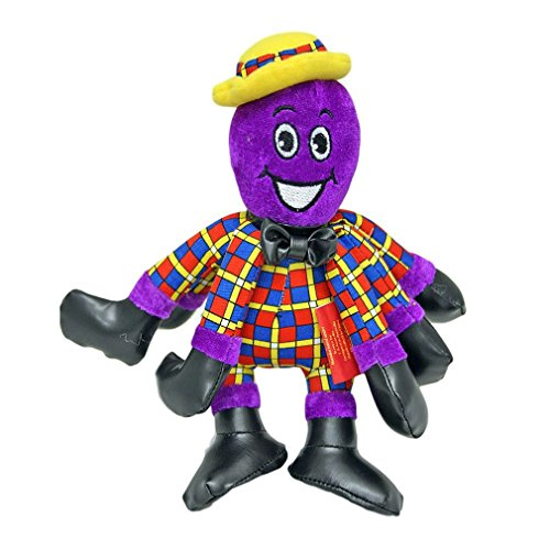 """The Wiggles Henry Legs Plush Doll Toy 9""""/23cm Tall - Licensed Product"""