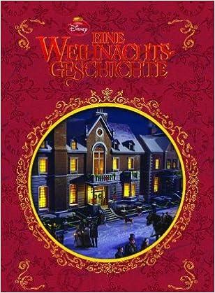 Disney Die Weihnachtsgeschichte Amazonde Charles Dickens Walt