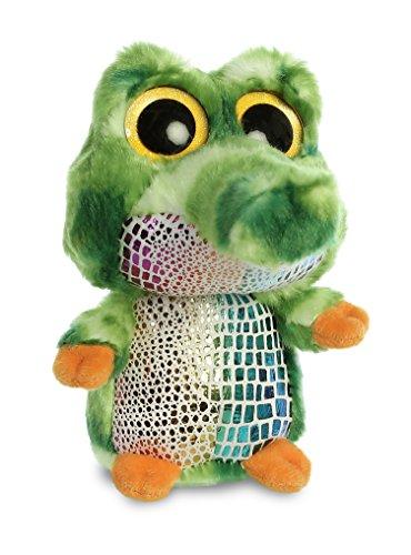 798f763ff63 Aurora World 29251 5-Inch Crikee Crocodile Soft Toy  Amazon.co.uk  Toys    Games