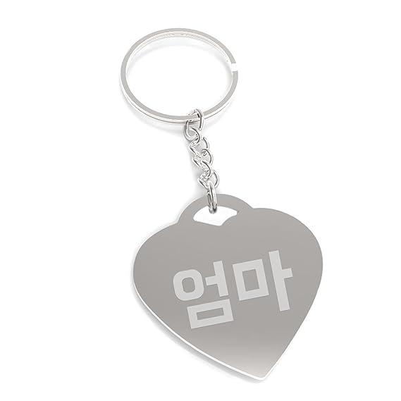 Amazon.com: 365 impresión mamá coreano letras novedad de ...