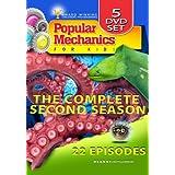 Popular Mechanics For Kids - The Complete Second Season - 5 DVD Set
